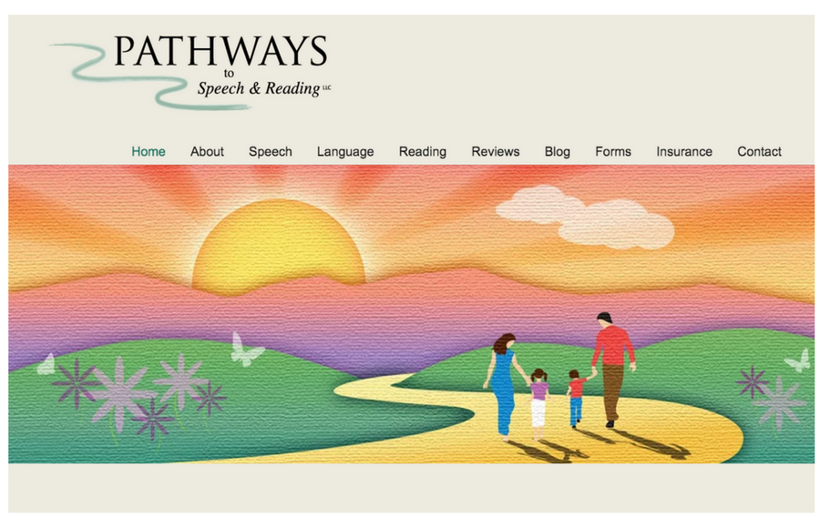 PATHWAYS TO SPEECH AND READING