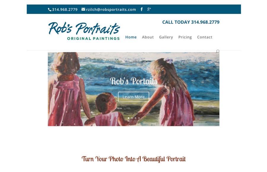 ROB'S PORTRAITS